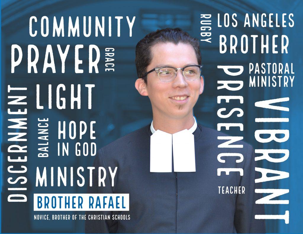 Novice Profile: Brother Rafael