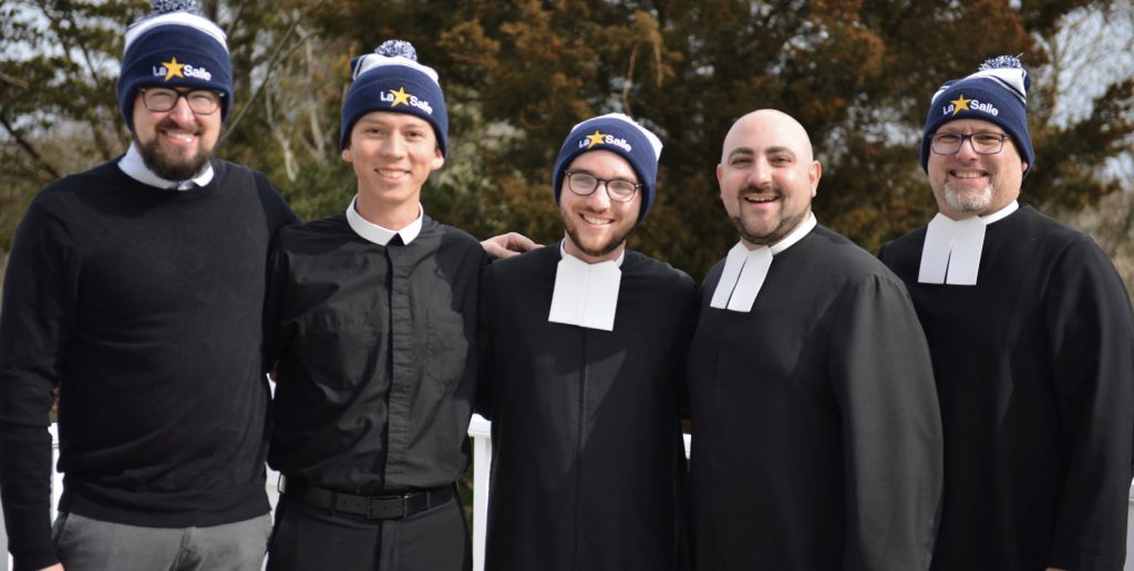Transforming Lives: The Life of a De La Salle Christian Brother