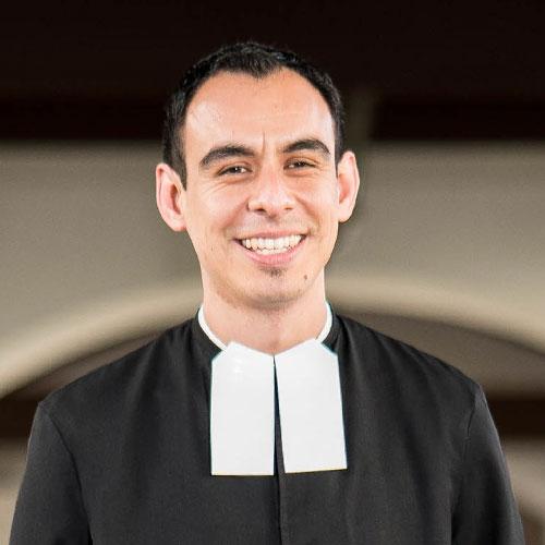 Brother Chris Patiño, FSC