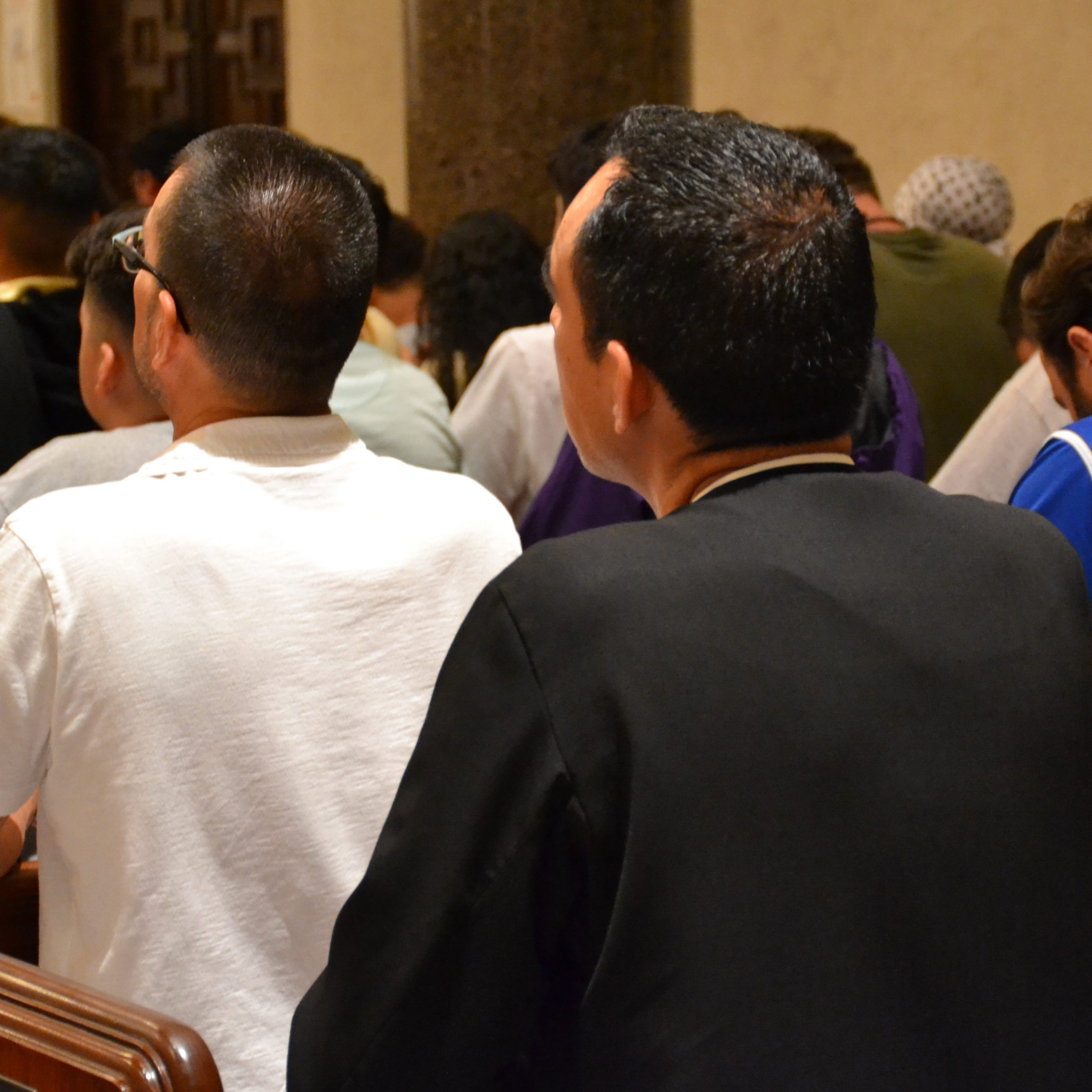 What are the initial steps in discerning with the Brothers?